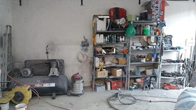 La Policía denunció a 15 talleres ilegales en Granada en 2016