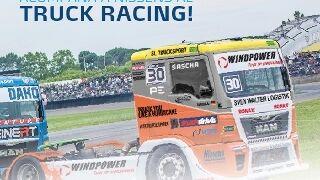 Nissens invita a sus 15 mejores clientes al G.P de España de Truck Racing