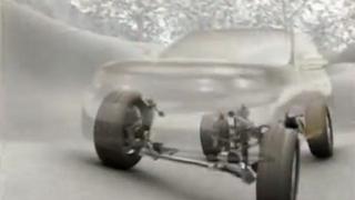 Cómo funciona la suspensión Kinetic Dynamic del Toyota Land Cruiser