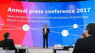 Las ventas de Bosch crecen el 12% en el primer trimestre