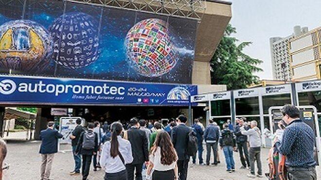 Autopromotec 2017 acogerá a 1.700 expositores