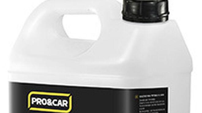 Pro&Car presenta el Reactivo WB 6502