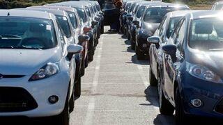 Sigue creciendo el número de coches asegurados