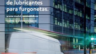Mobil presenta sus lubricantes específicos para furgonetas