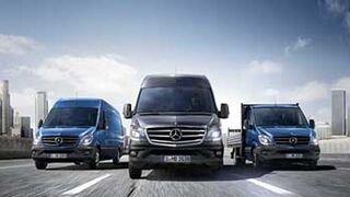 Las ventas de vehículos comerciales crecieron el 17,3% en enero-abril