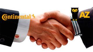 AZ España y Continental Automotive firman un acuerdo estratégico