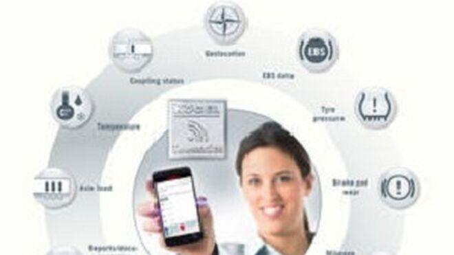Kögel presenta su nueva aplicación para dispositivos móviles
