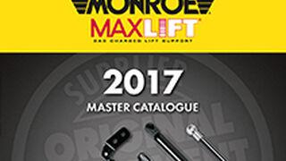 Tenneco presenta el nuevo catálogo Monroe MaxLift 2017