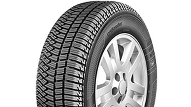 Citilander, nuevo neumático ligero de Kleber