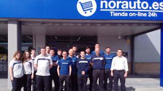 Norauto abre autocentro en Salt (Girona)