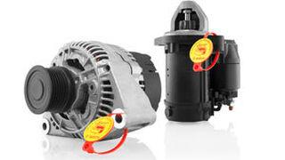 Bosch promociona motores de arranque y alternadores