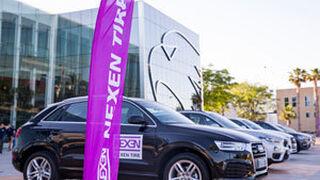 Nexen Tire presenta su nueva gama a los talleres BlackTyre