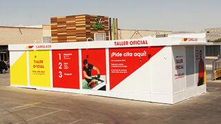 Carglass abre cuatro nuevos centros en el noroeste de España