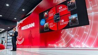 Nissan estrena imagen en los concesionarios