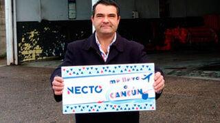 Necto premia a un cliente con un viaje a Cancún