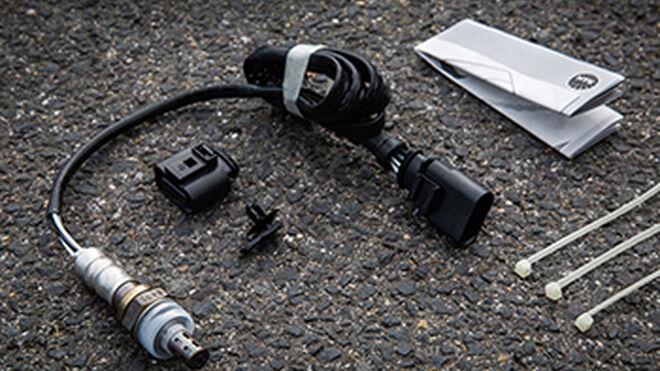 NGK ofrece 3 nuevas sondas lambda para coches VW