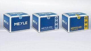 Meyle renueva el diseño de sus envases