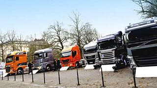 Las ventas de comerciales en la UE bajan el 7,2% en abril