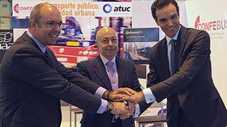 Continental y Confebus firman un acuerdo de colaboración