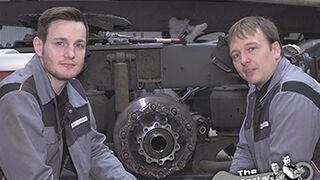 Diesel Technic edita un nuevo vídeo de operaciones de taller