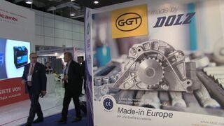 Dolz muestra la imagen renovada de GGT