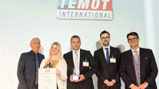 bilstein group premiado como mejor proveedor de logística por Temot
