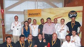 Continental e Inmonta celebran sus años de colaboración