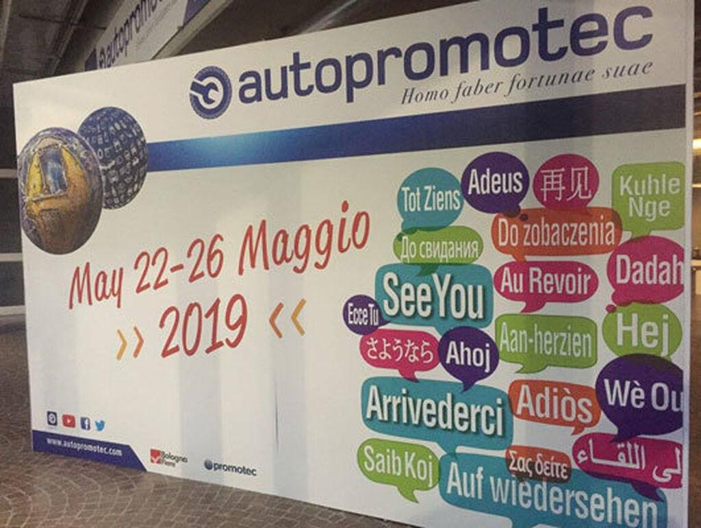 Autopromotec 2019 ya tiene fechas. Será dentro de dos años, del 22 al 26 de mayo de 2019.
