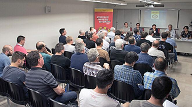 Cetraa Lleida analiza el sector posventa en su asamblea general