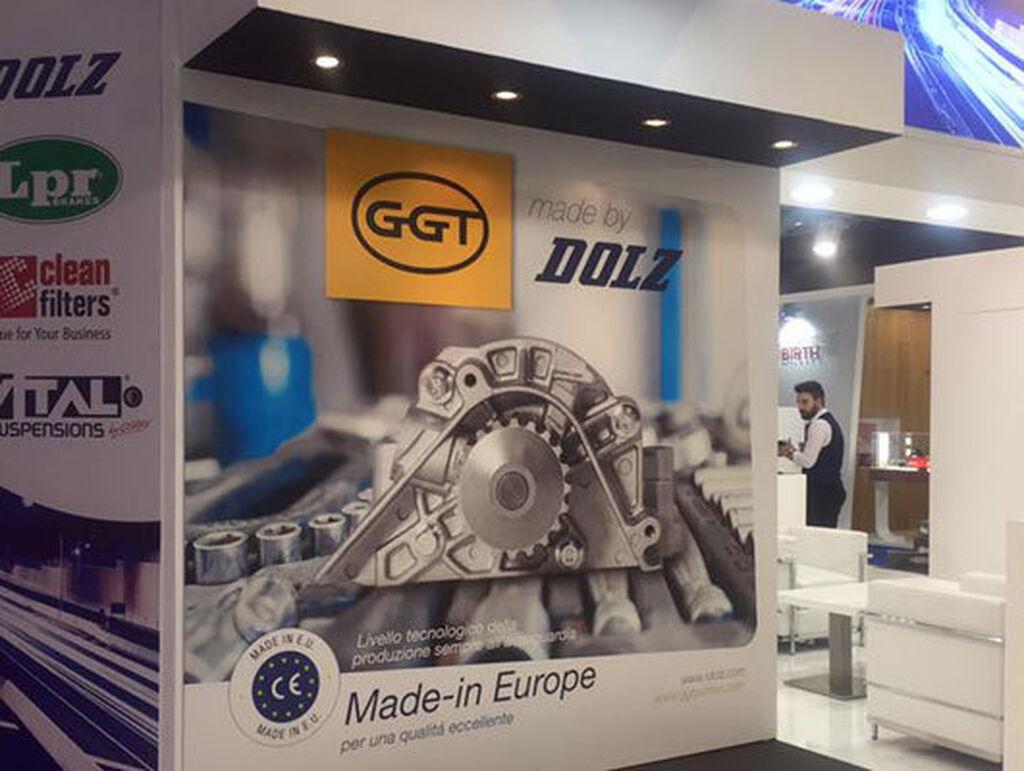 Dolz ha renovado la imagen de su histórica marca GGT.