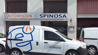 Automoción Espinosa, nuevo socio de Aser