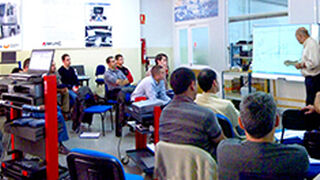 Miac convoca tres cursos para profesionales del taller