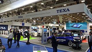 Texa celebró su 25 aniversario en Autopromotec 2017