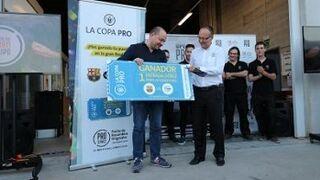 Pro Service entrega los premios de 'La Copa PRO'
