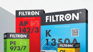 Filtron, calidad de primer equipo
