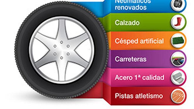 TNU aboga por la reutilización de los neumáticos usados