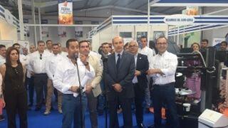 Recambios del Olmo culmina con éxito su 1ª Feria del Recambio y Maquinaria