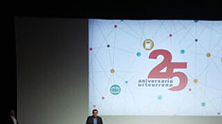 Aega analiza el futuro del sector en su 25 aniversario