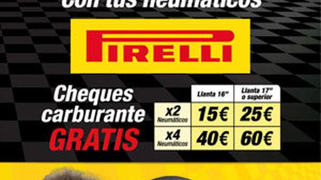 Confortauto premia la compra de ruedas con 60€ en combustible