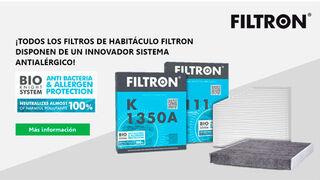 Innovador sistema antialérgico de Filtron