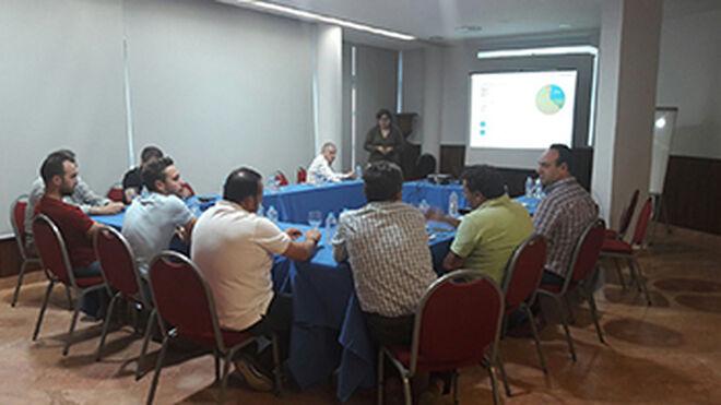 PPG forma a talleres clientes de Murcia en marketing digital