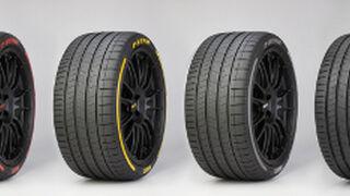 Pirelli se luce con el P Zero