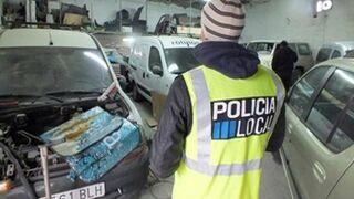 Denuncian cinco talleres mecánicos ilegales en Madrid