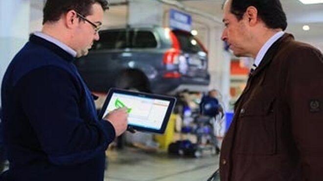 Taller y clientes defienden sus derechos ante las compañías aseguradoras