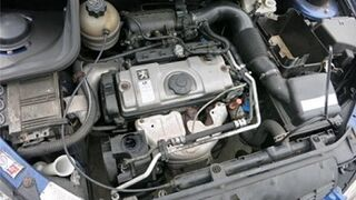 Pasos para detectar un fallo en el motor de un Peugeot 206 (1ª parte)