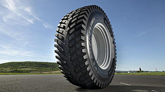 Michelin presenta su nuevo neumático agrícola Roadbib