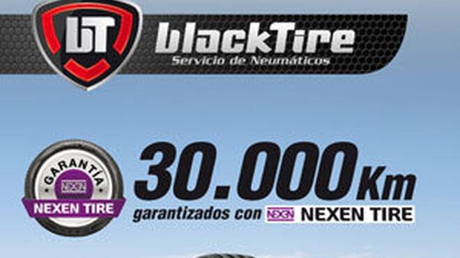 Blacktire promociona los neumáticos de verano Nexen