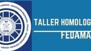 Taller Homologado, nuevo proyecto de Fedama