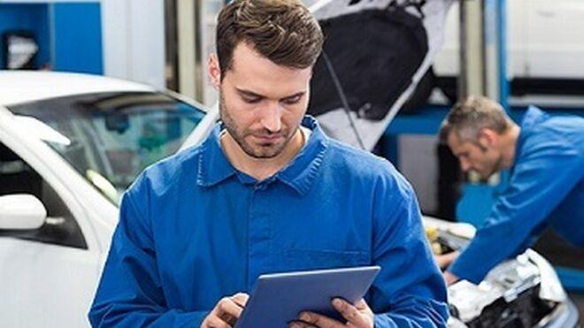El conductor conectado, nuevo cliente para los talleres
