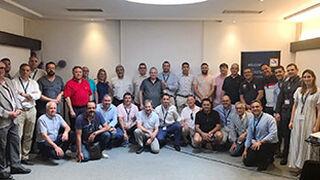 BASF Coatings Services Barcelona reúne a sus clientes Glasurit